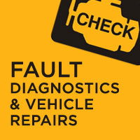 Fault Diagnostics & Vehicle Repair